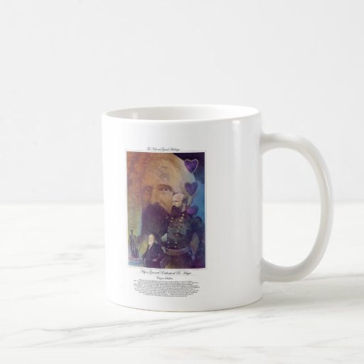 Major General Rutherford B. Hayes Citizen Soldier Coffee Mugs
