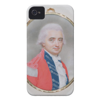 Major General Sir Barry Close (d.1813) 1794 (w/c a Case-Mate iPhone 4 Cases
