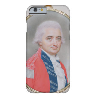 Major General Sir Barry Close (d.1813) 1794 (w/c a Barely There iPhone 6 Case