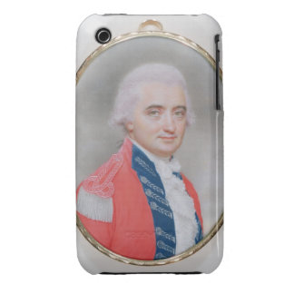 Major General Sir Barry Close (d.1813) 1794 (w/c a Case-Mate iPhone 3 Cases