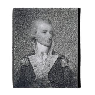 Major General Thomas Sumter 1734-1832 engraved b iPad Folio Covers