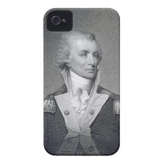 Major General Thomas Sumter (1734-1832) engraved b iPhone 4 Case