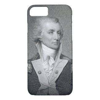 Major General Thomas Sumter (1734-1832) engraved b iPhone 8/7 Case