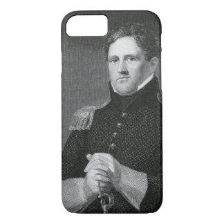 Major General Winfield Scott (1786-1866) engraved iPhone 8/7 Case