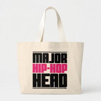 Major Hip Hop Head Pink Bag