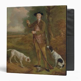 Major John Dade (1726-1811) of Tannington, Suffolk Binder