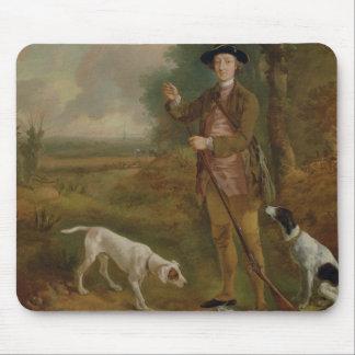 Major John Dade (1726-1811) of Tannington, Suffolk Mouse Pad