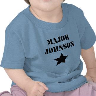 Major Johnson Tshirt
