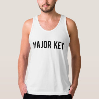 MAJOR KEY American Apparel Tank