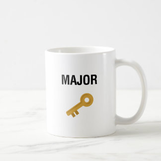 Major Key Coffee Mug