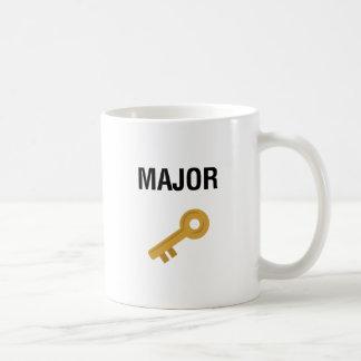 Major Key Coffee Mug