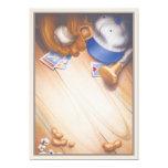 Major League © 5x7 Paper Invitation Card