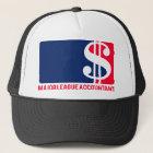 Major League Accountant Trucker Hat