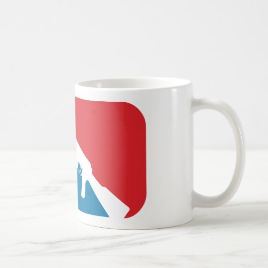 Major League AK Coffee Mug