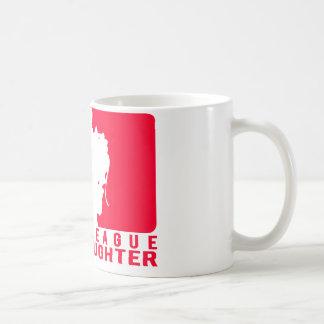 Major League Army Daughter Coffee Mug