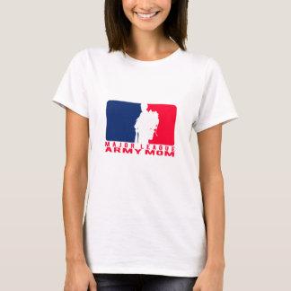 Major League Army Mom T-Shirt