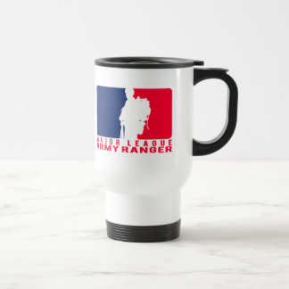 Major League Army Ranger Travel Mug