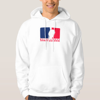 Major League Army Soldier Hoodie