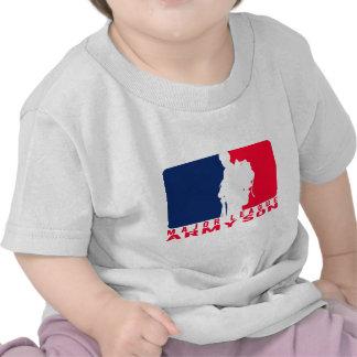 Major League Army Son T-shirt