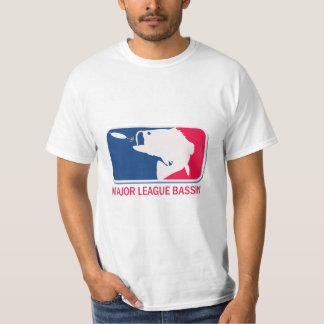 Major League Bassin Largemouth Bass Angler T-Shirt