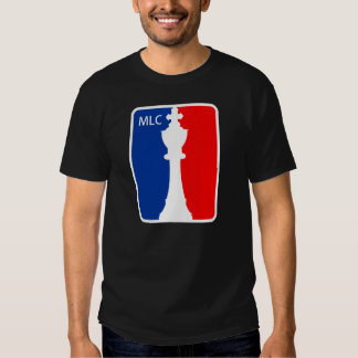 Major League Chessplaying - MLC Shirt