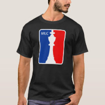 Major League Chessplaying - MLC T-Shirt