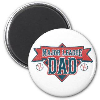 Major League Dad Magnet
