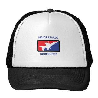 MAJOR LEAGUE DOGFIGHTER TRUCKER HAT