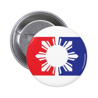 Major League Filipino Flag - Full Pins