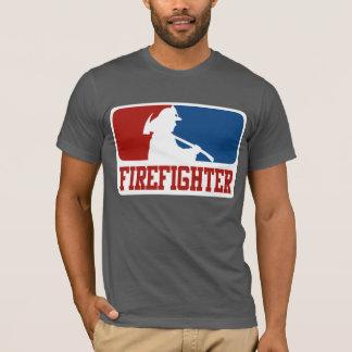 Major League Firefighter T-Shirt