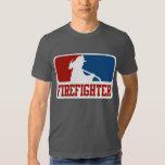 Major League Firefighter T-shirts