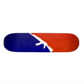 Major League Fragger Custom Skate Board