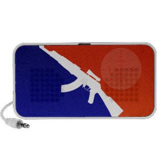 Major League Fragger iPhone Speaker