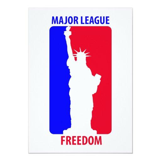 Major League Freedom Card