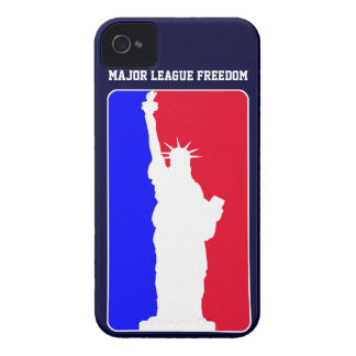 Major League Freedom iPhone 4 Case-Mate Cases