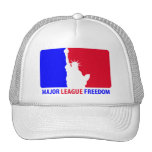 Major League Freedom Trucker Hat
