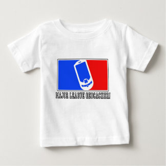 Major League Geocacher Baby T-Shirt