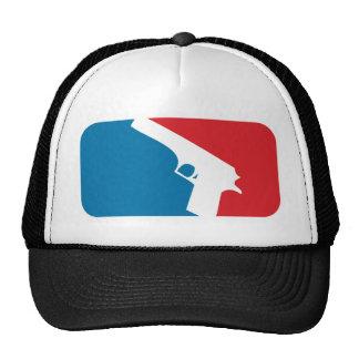 Major League Handguns Trucker Hat