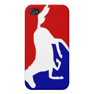 Major League Horse iPhone 4/4S Cover