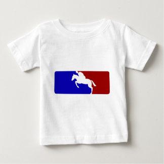 Major League Horse Racing Baby T-Shirt
