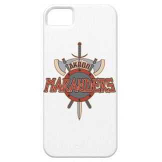 Major League Kickball Akron Maruaders iPhone 5 Covers