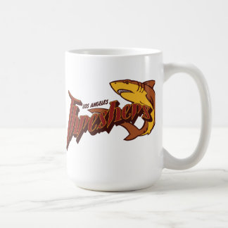 Major League Kickball Los Angeles Threshers Coffee Coffee Mug