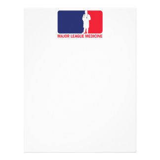 Major League Medicine Letterhead
