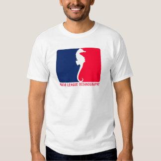 Major League OCEANOGRAPHY T-shirt