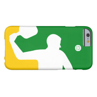 Major League Pickleball (green) iPhone 6 Case