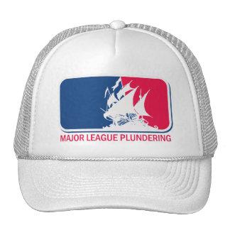 Major League Plundering Trucker Hat