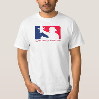 Major League Puppetry T-Shirt