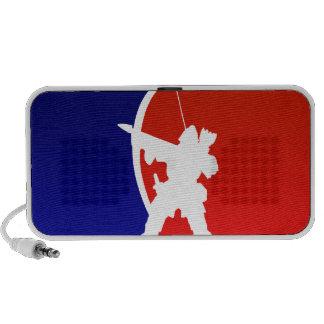 Major League Ranger PC Speakers