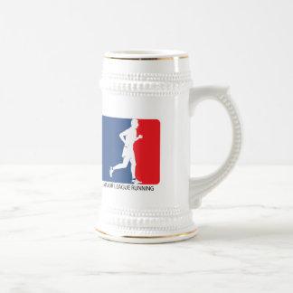 Major League Running Beer Stein