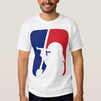 Major League SCA (Light Shirt) T-shirt